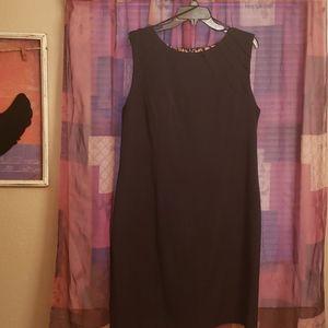 AA Studio Black Dress sz 16